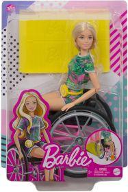 Barbie Sedia a Rotelle Gioco