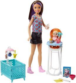 Barbie Skipper Babysitter FHY98 (Mattel)