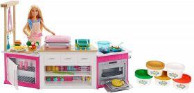 Barbie Cucina da Sogno FRH73 (Barbie Playset)