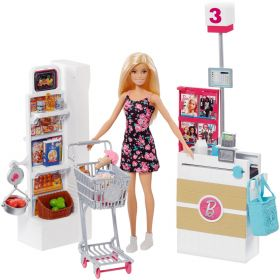 Barbie Supermercato FRP01 (Mattel)