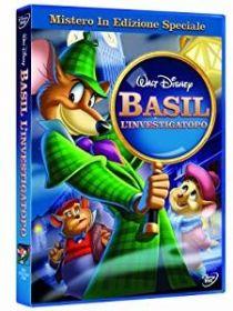 Basil l'Investigatopo (DVD Disney)