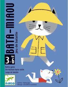 Bata-Miaou | Gioco di Carte Djeco