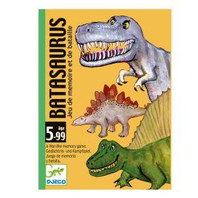 Batasaurus Gioco di Carte Djeco su ARSLUDICA.com