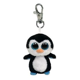 Beanie Boos Clips Waddles (Peluche Ty)