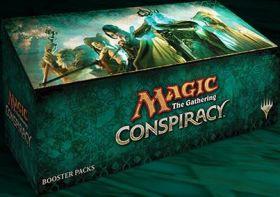 Box Conspiracy (Magic)
