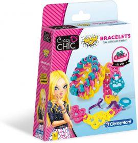 Bracelets Happiness Crazy Chic Clementoni