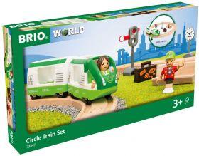 BRIO Set Ferrovia Circolare | Gioco in Legno