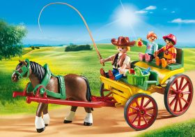 Calesse con Cavallo Playmobil Country 6932 su ARSLUDICA.com
