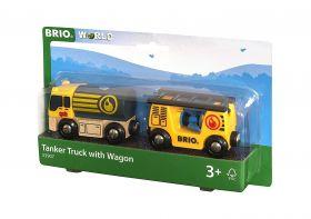 Camion Cisterna 33907 (BRIO Rescue)