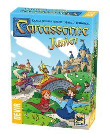 Carcassonne La Torre Espansione 4 Gioco da Tavolo Giochi Uniti
