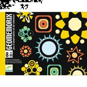 Geomemorix (Gioco di Carte Djeco)