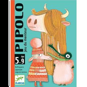 Pipolo (Gioco di Carte Djeco)