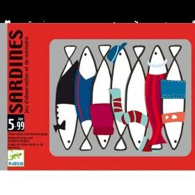 Sardines (Gioco di Carte Djeco)