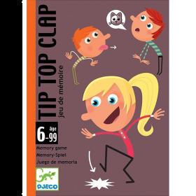 Tip Top Clap (Gioco di Carte Djeco)