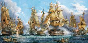 Naval Battle (Puzzle 4000 pezzi Castorland)