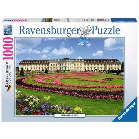 Puzzle Città 1000 pezzi Ravensburger Castello di Ludwigsburg