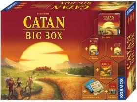 Catan Big Box Giochi Uniti   Gioco da Tavolo