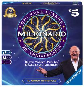Chi vuol essere milionario? Gioco da tavolo Ravensburger su ARSLUDICA.com