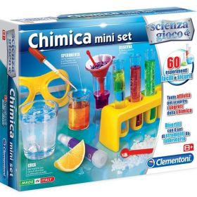 Chimica Mini Set (Gioco Clementoni)