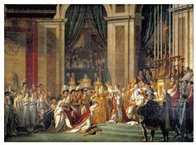 Puzzle 1000 Pezzi Clementoni J.L.David Consacrazione di Napoleone | Puzzle Arte