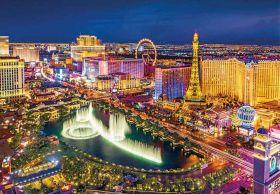 Puzzle 6000 Pezzi Clementoni Las Vegas | Puzzle Città