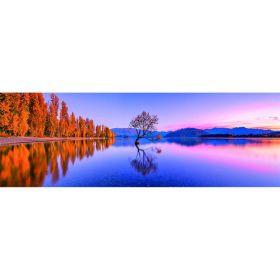 Puzzle 1000 Pezzi Clementoni Panorama Lake Wanaka Tree | Puzzle Paesaggi