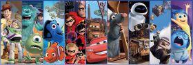 Puzzle 1000 Pezzi Clementoni Panorama Disney Pixar | Puzzle Disney