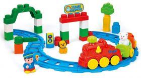 La Stazione del Treno Clemmy Plus Play Set su ARSLUDICA.com