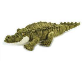 Coccodrillo 40 cm National Geographics (Peluche Venturelli)