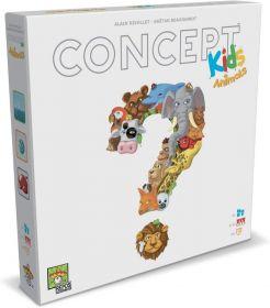 Concept Kids Animali Gioco da Tavolo