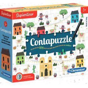 Contapuzzle - Sapientino (Gioco Educativo Clementoni)