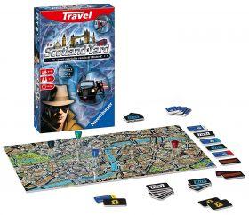 Scotland Yard Travel Gioco da Tavolo Ravensburger su ARSLUDICA.com