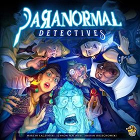 Paranormal Detectives Cranio Creations | Gioco da Tavolo