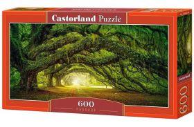 Puzzle 600 pezzi Passage Castorland su arsludica.com