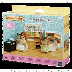 Cucina Classic Set 5289 (Sylvanian Families)