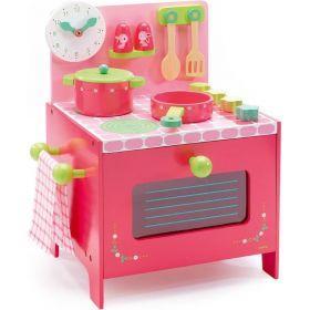 Cucina in Legno Lili Rose Gioco Djeco su ARSLUDICA.com