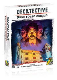 Decktective Rose Rosso Sangue DV Giochi   Gioco da Tavolo