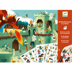 Medieval Tales (Trasferelli Djeco Design By)