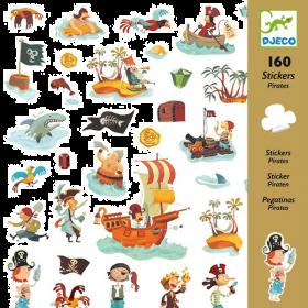 Pirates (Stickers Djeco Design By)