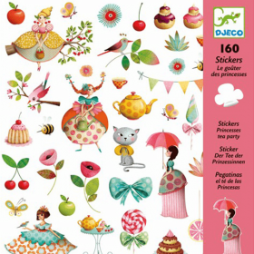 Princess Tea Party (Gioco Djeco Design By)