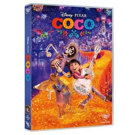 Coco (DVD Disney Pixar)