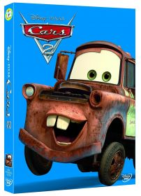 Cars 2 (DVD Disney Pixar)