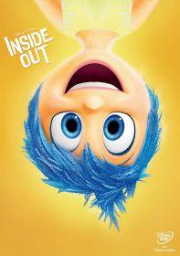 Inside Out (DVD Disney Pixar)
