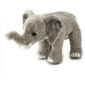 Elefante 28 cm National Geographics (Peluche Venturelli)