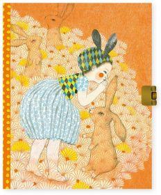 Elodie Secrets Notebook (Gioco Formativo Djeco)