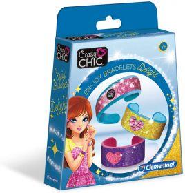 En-Joy Bracelets Delight Crazy Chic Clementoni