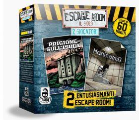 Escape Room - 2 Giocatori   Gioco da Tavolo