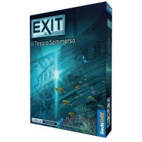 Exit: Il Tesoro Sommerso Escape Room Giochi Uniti