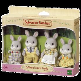 Famiglia Cottontail Rabbit (Sylvanian Families)
