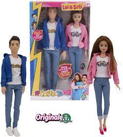 Fashion Doll Coppia 30 Cm Me contro te